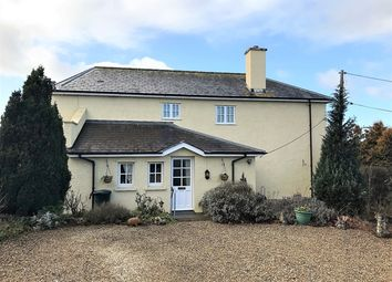 Thumbnail 4 bed detached house for sale in Exeter Road, Honiton