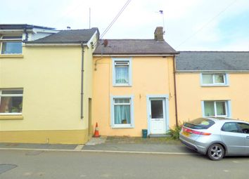 Thumbnail 2 bed terraced house to rent in Bridge Street, St Clears, Carmarthenshire