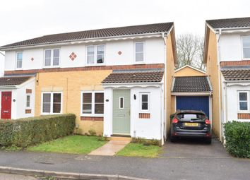 Thumbnail 3 bed semi-detached house for sale in Gloster Close, Ash Vale