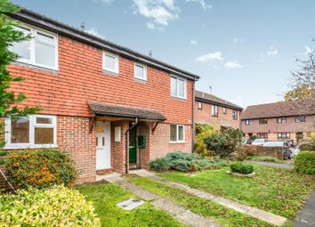 Thumbnail 2 bed end terrace house to rent in Celandine Court, Yateley