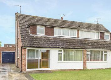 Thumbnail 3 bed semi-detached house for sale in Stonebridge Road, Steventon, Abingdon