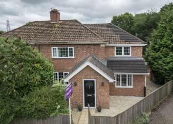 Thumbnail 4 bed semi-detached house for sale in Wakemans, Upper Basildon