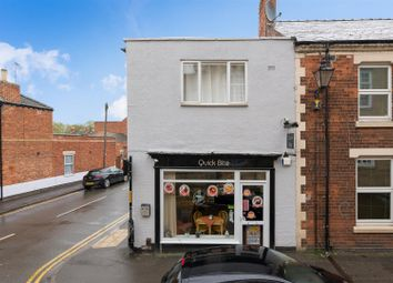 Thumbnail 1 bed end terrace house for sale in Castlegate, Grantham
