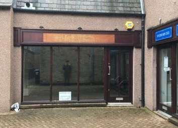 Thumbnail Retail premises to let in Unit 7, 7 Scott Skinner Square, Banchory, Aberdeenshire