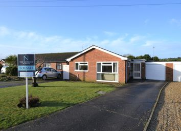 Thumbnail 2 bed detached bungalow for sale in Goosander Close, Snettisham, King's Lynn