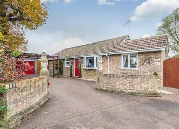 Thumbnail 3 bedroom detached bungalow for sale in Ubbeston Way, Lowestoft