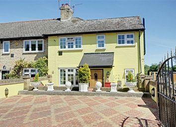 London Road, Spellbrook, Bishop's Stortford, Hertfordshire CM23. 3 bed end terrace house