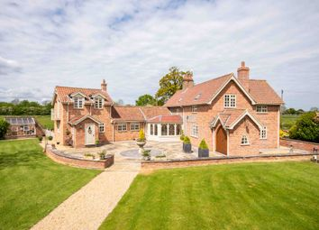 Thumbnail 7 bed detached house for sale in Water Lane, Threekingham, Sleaford