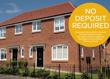 Thumbnail 3 bedroom semi-detached house to rent in Cromwell Road, Ellesmere Port