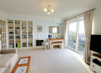 Thumbnail 2 bed flat for sale in Fiona Court, The Ridgeway, Enfield