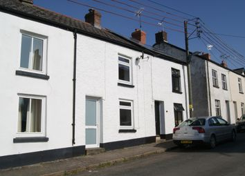 Thumbnail 2 bed terraced house to rent in Higher Street, Hatherleigh, Okehampton