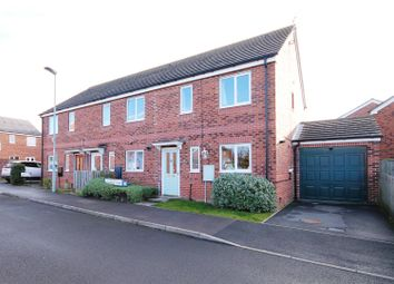 Thumbnail 3 bed end terrace house for sale in Griffiths Court, Bowburn, County Durham