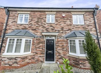 Thumbnail 4 bed detached house for sale in Crossways Court, Thornley, Durham