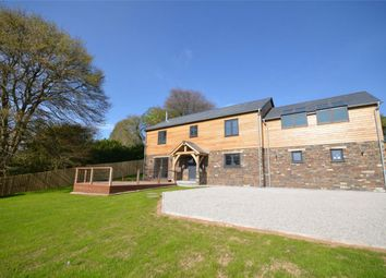 Thumbnail 5 bedroom detached house for sale in (Above Egrets Watch), Tresillian, Truro, Cornwall