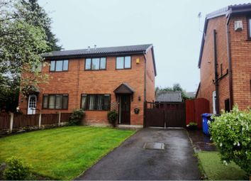 Thumbnail 3 bed semi-detached house to rent in Holly Close, Liverpool