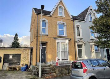 Thumbnail 7 bed end terrace house for sale in St. Helens Avenue, Swansea