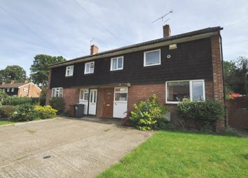Thumbnail 4 bedroom semi-detached house for sale in Great Goodwin Drive, Guildford