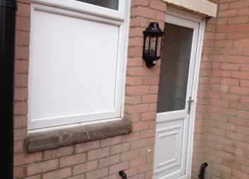 Thumbnail 1 bed flat to rent in Cemetery Road, Preston