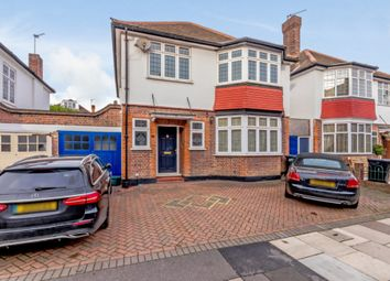 Thumbnail 4 bed detached house to rent in Alwyne Road, London