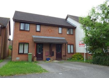 Thumbnail 2 bed terraced house for sale in Denchworth Court, Emerson Valley, Milton Keynes, Bucks