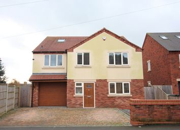 Thumbnail 5 bed detached house for sale in Main Street, Newthorpe, Nottingham