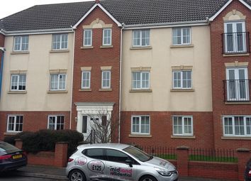 Thumbnail 2 bedroom flat to rent in Tinsley Avenue, Cradley Heath