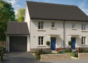Thumbnail 3 bed semi-detached house for sale in Windsor Avenue, Newton Abbot