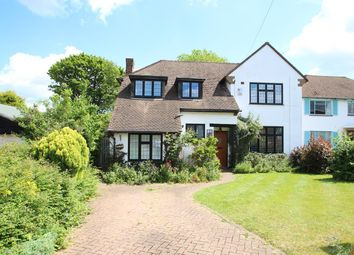 Thumbnail 5 bed detached house for sale in Crossway, Petts Wood, Orpington