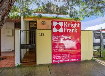 Thumbnail 2 bed property for sale in 112 Parry St, Perth Wa 6000, Australia
