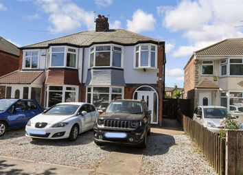 Thumbnail 3 bed semi-detached house for sale in Wold Road, Hull