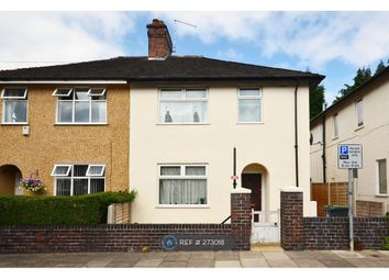 Thumbnail 3 bed semi-detached house to rent in Egerton Road, Stoke-On-Trent