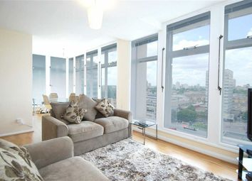 Thumbnail 3 bed flat to rent in South Block, Metro Central Heights, Elephant And Castle, London