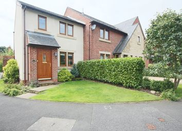Thumbnail 2 bed semi-detached house for sale in Dunham Drive, Whittle-Le-Woods, Chorley
