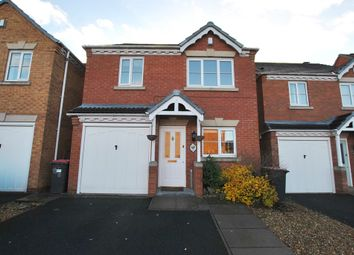 Thumbnail 3 bedroom detached house for sale in Goodrich Close, Muxton, Telford, Shropshire