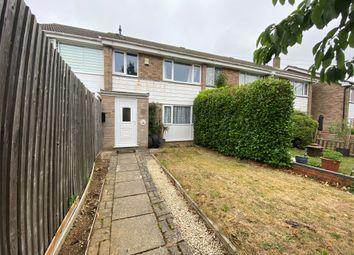 3 bed terraced house for sale in Lovatt Grove, Fareham PO15