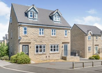 Thumbnail 3 bed semi-detached house for sale in Tennyson Avenue, Huddersfield