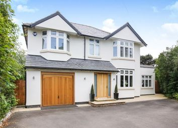 Thumbnail 5 bed detached house for sale in Knutsford Road, Alderley Edge, Cheshire, Uk