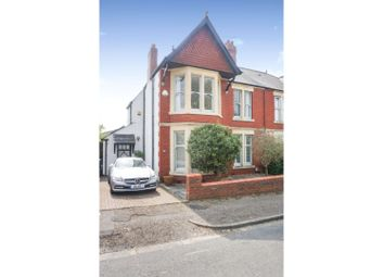 Thumbnail 4 bedroom semi-detached house for sale in Ovington Terrace, Cardiff