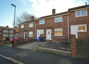 Thumbnail 3 bed terraced house for sale in Brimmesfield Close, Sheffield