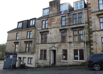 Thumbnail 1 bed flat for sale in Hay Street, Greenock