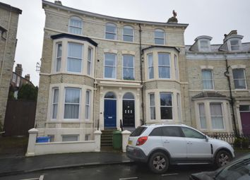 Thumbnail 2 bed flat to rent in Grosvenor Road, Scarborough, Yo