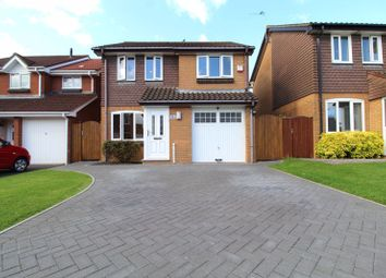 Thumbnail 3 bed detached house for sale in The Crunnis, Bradley Stoke, Bristol