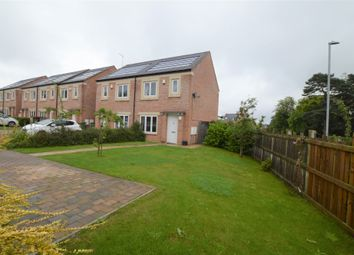 Thumbnail 2 bedroom semi-detached house for sale in Fern Close, Prudhoe