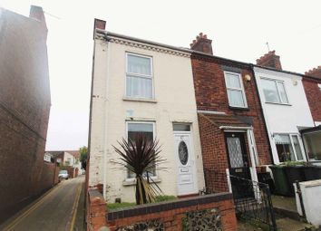 Thumbnail 3 bed end terrace house for sale in Stanley Road, Great Yarmouth