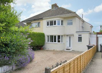 Thumbnail 3 bed semi-detached house for sale in Weyhill Road, Andover