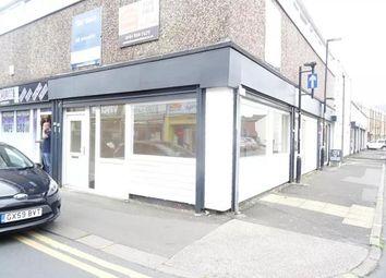 Retail premises to let in Union Street, Leigh, Lancashire WN7