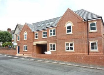 Thumbnail 2 bed flat to rent in Chapel Mews, Wellington Street, New Whittington, Chesterfield