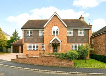 Thumbnail 5 bed detached house to rent in De Pirenore, Hazlemere, Buckinghamshire
