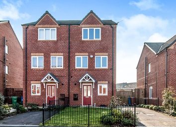 Thumbnail 4 bed semi-detached house for sale in Quilter Grove, Blackley, Manchester