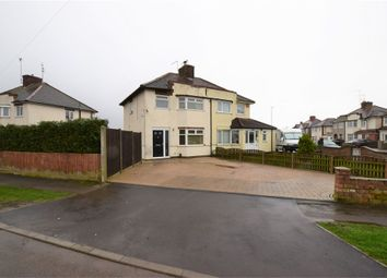 Thumbnail 3 bed semi-detached house for sale in Whitehills Way, Kingsthorpe, Northampton